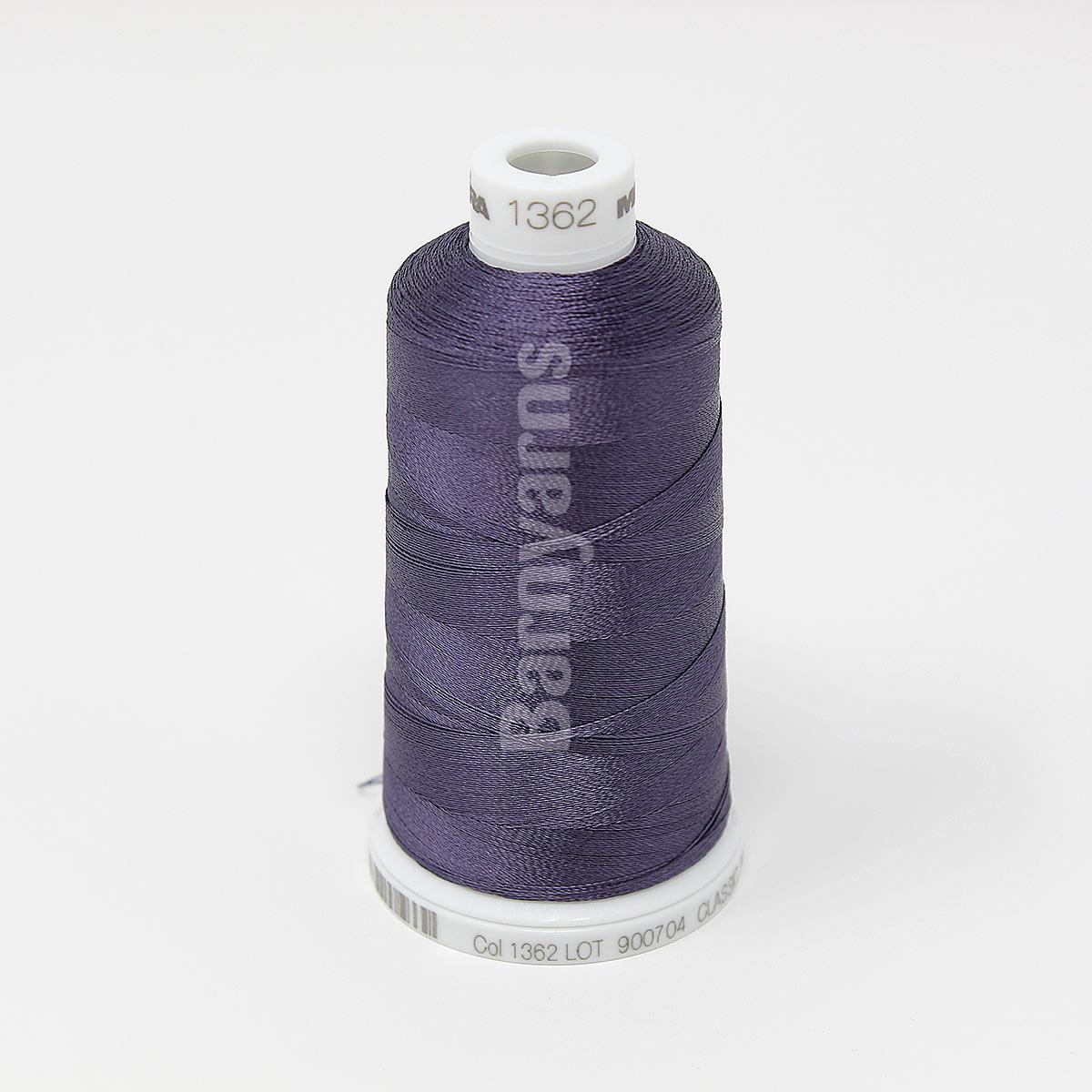 1028 Baby Blue Madeira Machine Embroidery Rayon 200m Thread