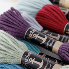 Anchor Tapestry Wool 10m Skein