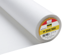 Vlieseline - White Iron-On Interlining Standard Firm 90cm PER METRE