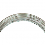 Gutermann - Jewellery Wire 6m x 0.8mm - Silver Plated