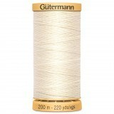 Gutermann Tacking Thread Col.919 (Cream)