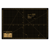 Hemline Gold Cutting Mat 45 x 30cm