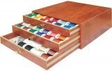 Madeira Treasure Chest - Rayon 40 120 x 1000m - Teak