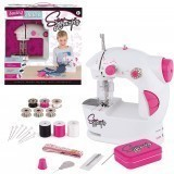 Sewing Machine and Accessory Set for Children