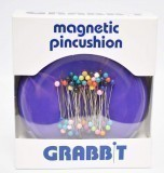 Grabbit Magnetic Pin Cushion Purple