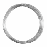 Gutermann - Jewellery Wire 20m x 0.4mm - Silver Plated
