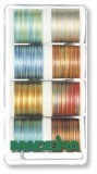 Madeira Small Gift Box 8 Reel x 200m - PolyNeon Multicolour