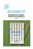Schmetz Topstitch Sewing Machine Needles Size 80/12 - Pack 5