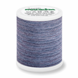 Col.3383 Madeira Lana 12 Multi Varigated 200m Baby Blue