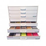 Classic 40 - 7 Drawer Unit. Full Range Box Set 1 each, 387 x 1,000m cops