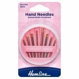 Hand Sewing Needles: Sewing Assortment: Compact