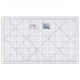 Hemline Pattern Sewing Worktop 84 x 142cm