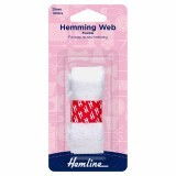 Hemline Hemming Web Fusible 10m x 25mm