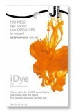 Jacquard iDye Fabric Dye Natural Fibres  14g  - Deep Orange