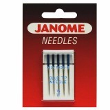 Janome Blue Tip Needle - Size 75 (11) - Genuine Part
