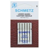 Schmetz Leather Sewing Machine Needles Size 120/19 - Pack 5