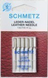 Schmetz Leather Sewing Machine Needles Size 70 - Pack 5
