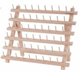 Wooden Thread Rack 60 Pins - Fully Assembled