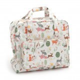Sewing Machine Bag Carry Bag & Storage Bag For Sewing Machines Woodland