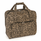 Sewing Machine Bag Carry Bag & Storage Bag For Sewing Machines Leopard
