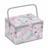 HobbyGift Sewing Box Large - Notions