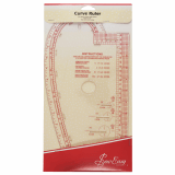 "Sew Easy Curved Ruler 13.875"" x 7.375"""