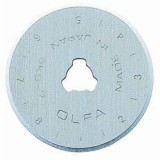 Olfa 28mm Rotary Cutter Replacment Blades (Pack of 2)