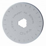 Olfa 45mm Rotary Cutter Replacment Blades (Pack of 10)