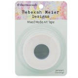 "Rebekah Meier - Mixed Media Art Tape 1.5"" x 8 yds"