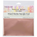 "Rebekah Meier - Transfer Foil New Penny  6"" x 6"" x 12 sheets per Pack"