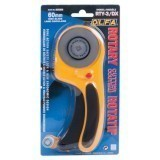 Olfa - 60mm Deluxe Rotary Cutter