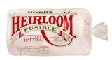 Hobbs Heirloom Fusible (Both Sides) Blend 45 x 60in (Crib)