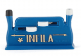 INFILA Automatic HAND Needle Threader - in BLUE