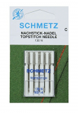 Schmetz Topstitch Sewing Machine Needles Size 90/14 - Pack 5