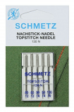 Schmetz Topstitch Sewing Machine Needles Size 80-100 Mix Pack of 5