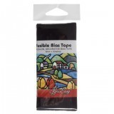 Sew Easy Black Fusible Bias Tape - 5m x 6mm