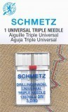 Schmetz Triple Needle Size 80/12 3.0mm Gap (Pack 1)