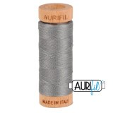 Col.2625 Aurifil 80 274m Dark Grey
