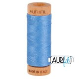 Col.2725 Aurifil 80 274m Medium Blue