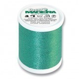Col.1479 Madeira Decora No.6 100m Reel -Pine Green