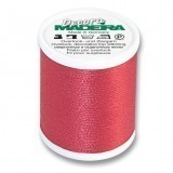Col.1547 Madeira Decora No.6 100m Raspberry Red