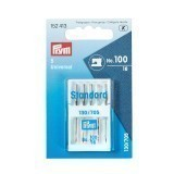 Prym Standard Sewing Machine Needles - Size 100