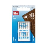 Prym Leather Sewing Machine Needles - Size 80-100
