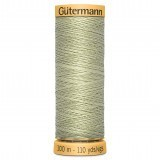 Col.0126 Gutermann Cotton 100m  Light Sage