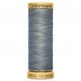 Col.0305 Gutermann Cotton 100m Dark Grey