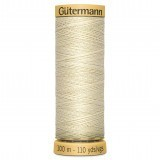 Col.0429 Gutermann Cotton 100m Dark Beige