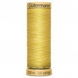 Col.0548 Gutermann Cotton 100m Spring Yellow