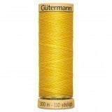Col.0588 Gutermann Cotton 100m Bright Yellow