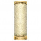 Col.0919 Gutermann Cotton 100m Cloudy Water