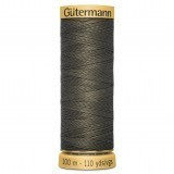 Col.1114 Gutermann Cotton 100m Hot Chocolate